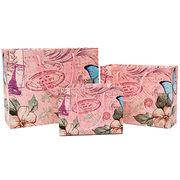Hot sale luxury gift paper bags/printed paper bag