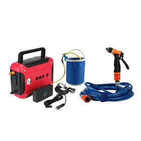 12v portable high pressure car washer machine from  Shenzhen Yomband Electronics Co. Ltd