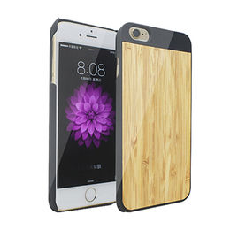 Fancy design PC + wood phone case from  Shenzhen SoonLeader Electronics Co Ltd