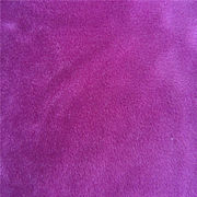 100% polyester super soft velvet upholstery fabric from  Suzhou Best Forest Import and Export Co. Ltd