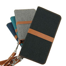 PU Leather Phone Wallet Cases for iPhone 7 from  Guangzhou Wan Er Electronic Limited