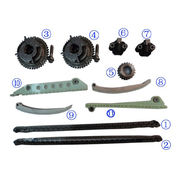 China Timing Chain Kit for Ford RACING 4.6-X(281) SOHC V8