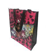China Full color printed China PP woven bag, 120g bag, PP woven