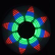 China LED Message Metal Fidget Spinner