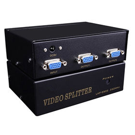 VGA splitter from  Elandphone Electronic Co. Ltd