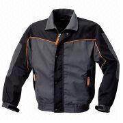 Work-wear jacket from  Fuzhou H&f Garment Co.,LTD