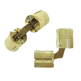 Brass Concealed Barrel Hinge from  Kin Kei Hardware Industries Ltd