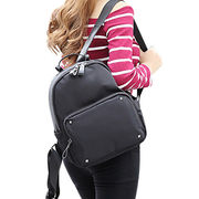 PU leather backpack from  Iris Fashion Accessories Co.Ltd