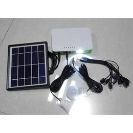 3W portable solar power system kits from  Sopray Solar Group Co. Ltd