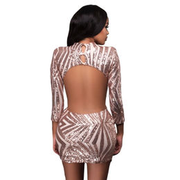 Open Back Party Mini Dress from  Nan'an City Shiying Sexy Lingerie Co. Ltd