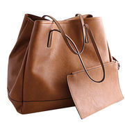 Woman Leather Tote Bag from  Iris Fashion Accessories Co.Ltd