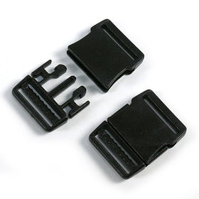Side-release Plastic Buckle from  Nung Lai Co. Ltd