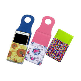 mobile phone charging hanging bag from  Hot and Cold Products Co. Ltd