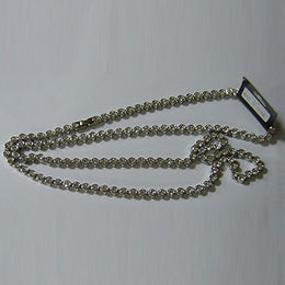 Chain necklaces from  Ningbo Fashion Accessories Factory