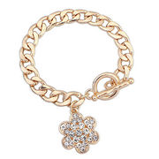Hotting sale lovely girly charms bracelet from  HK Yida Accessories Co. Ltd