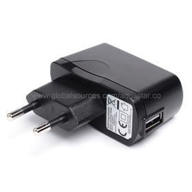 6W Series Chargers for iPod from  Aquilstar Precision Industrial (Shenzhen) Co. Ltd