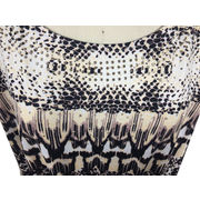 China Women's all over printed blouses