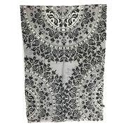Fashionable Mandala Print Wool Scarf from  Ebolle Fashion Accessories Co. Ltd