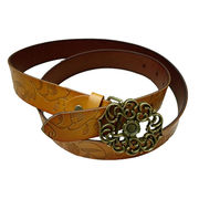 New Arrival Vintage Genuine Leather Belts from  Chanch Accessories International Co. Ltd