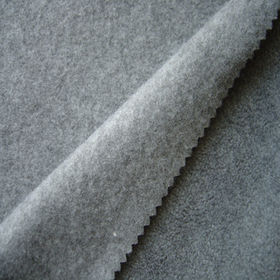 One side anti pilling polar fleece fabric from  Suzhou Best Forest Import and Export Co. Ltd