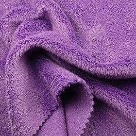 Micro Cashmeer Pile Fleece Fabric from  Lee Yaw Textile Co Ltd