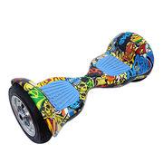 Self-balance 2 wheels scooter
