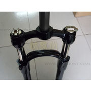 China Bicycle Parts, Bike Suspension Fork, Double Shoulder Fork