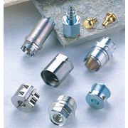 China Stainless Steel, Iron, Copper, Brass, Bronze and Aluminum, CNC Nut, Screw and Knob