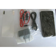 China 4.5-inch Dual-SIM 3G Mobile Phone, Multipoint Capacitive Touch Screen