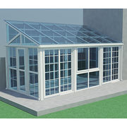 factory design aluminum sun room from  Qingdao Jiaye Doors and Windows Co. Ltd