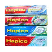 China Hapico Herbal Whitening Toothpaste, Oral Refreshing