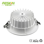 China 7-inch 9W LED Downlights