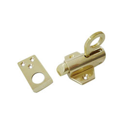 Brass window catch from  Kin Kei Hardware Industries Ltd