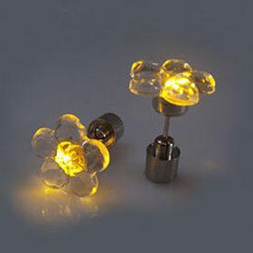 Unique Flower Pattern Earring from  Chanch Accessories International Co. Ltd