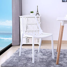 Safe and Stable Plastic Chair from  Langfang Peiyao Trading Co.,Ltd