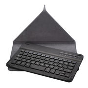Bluetooth leather keyboards case from  Shenzhen DZH Industrial Co. Ltd