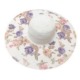 Big Brim Beach Hat from  Ebolle Fashion Accessories Co. Ltd