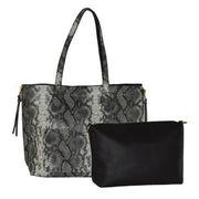 Fashion tote bag reversible