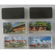 Epoxy fridge magnet from  Jyun Magnetism Group Limited