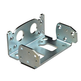 Metal stamping parts from  Mulmic Co.,Limited