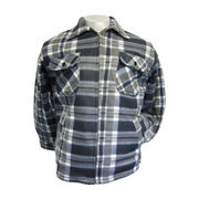 Men's winter work shirt from  Hebei Leader Imports & Exports Co. Ltd