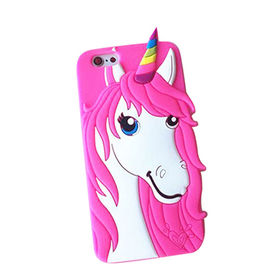 Cute Carton Unicorn Mobile Phone Case for IPhone from  Chanch Accessories International Co. Ltd
