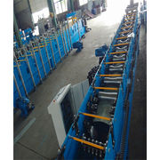 China Competitive Price Metal Roof Ridge Cap Roll Forming Machine