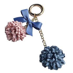 Fancy Flower Keychains from  Chanch Accessories International Co. Ltd