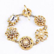 New Arrival Metal Alloy Bracelet from  Chanch Accessories International Co. Ltd