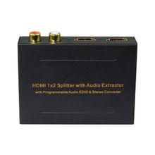 HDMI Splitter from  Dongguan SIYAO Electric Co.,Ltd