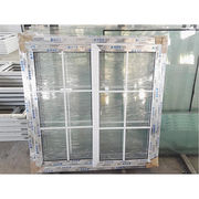 Conch profile PVC Sliding Windows from  Qingdao Jiaye Doors and Windows Co. Ltd