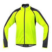 Cycling jacket from  Fuzhou H&f Garment Co.,LTD