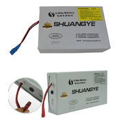 China Shuangye high power 36V 48V electric bike lithium battery