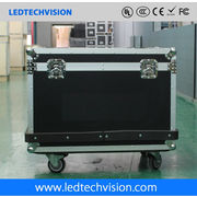 China P3.91 indoor rental LED display die-casting for stage use, 1000*500mm